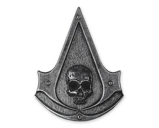 Assassin S Creed Black Flag Belt Buckle Ubi Workshop
