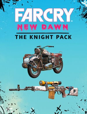 Far Cry New Dawn - Knight Pack, , large