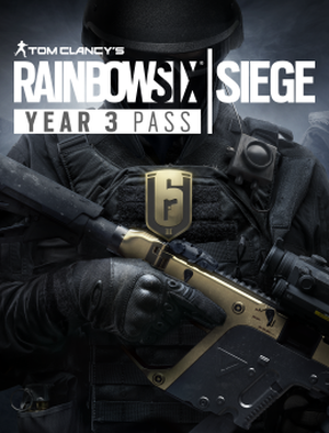 Tom Clancy's Rainbow Six Siege Year 3 Pass, , large