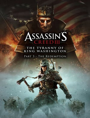 Assassin's Creed III - The Tyranny of King Washington: The Redemption, , large