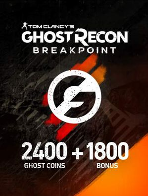 Tom Clancy's Ghost Recon Breakpoint - 4200 Ghost Coins, , large