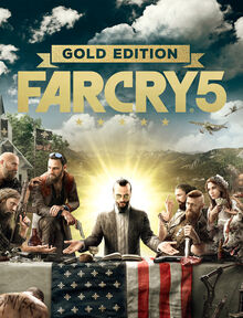 Far Cry 5 Gold Edition · UBISOFT Official Store