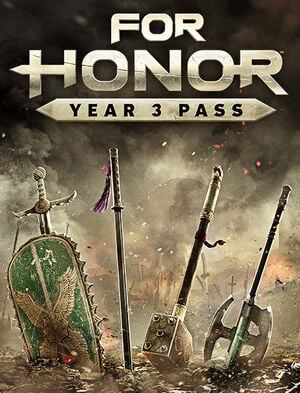 For Honor Year 3 Pass, , large