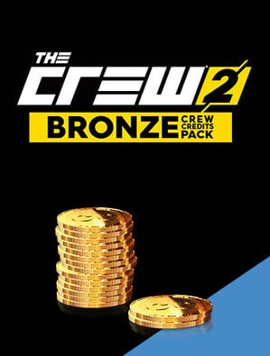 The Crew 2 Bronze-Crew-Credits-Paket, , large