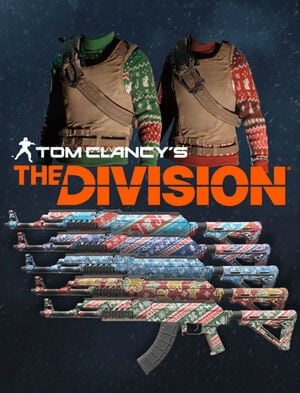 Tom Clancy The Division 겨울 눈 팩(DLC), , large