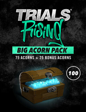 Trials Rising Acorns Pack - Big, , large
