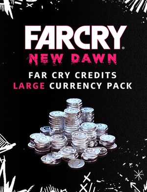 Far Cry New Dawn Credit Packs - Large, , large