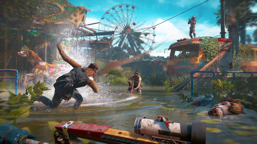 Far Cry New Dawn International Ubisoft