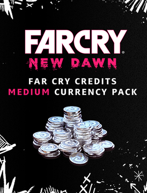 Far Cry New Dawn Credits - Mittleres Paket, , large