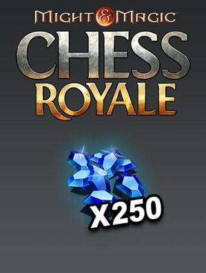 Might & Magic Chess Royale Pile of Crystals, , large