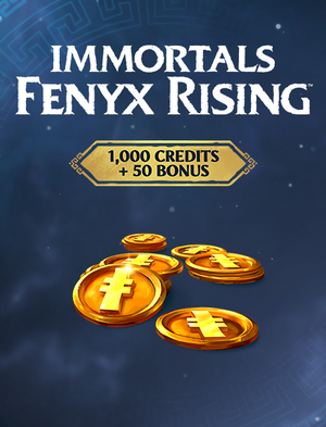 Набор кредитов Immortals Fenyx Rising (1050 кредитов), , large