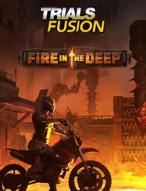 特技摩托賽:聚變 - Fire in the Deep(DLC 4), , large