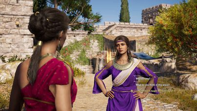 Discovery Tour by Assassin's Creed Ancient Greece, , large