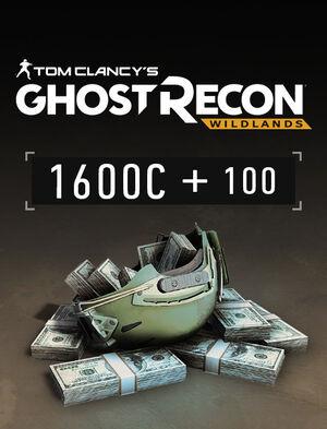 Tom Clancy's Ghost Recon® Wildlands - 1700 CREDITS, , large