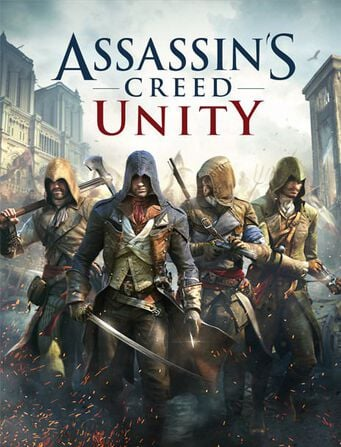 assassins creed unity pc gameplay