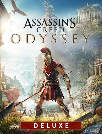 Buy Assassin S Creed Odyssey Standard Edition Ubisoft Store Uk