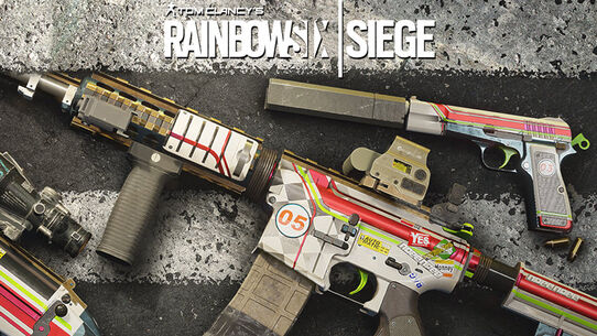 Tom Clancy's Rainbow Six Siege - Racer JTF2 Pack, , large