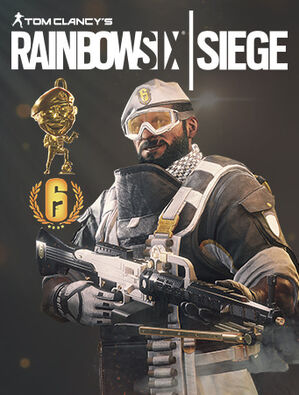 Tom Clancy's Rainbow Six Siege : Pro League Maestro-set, , large