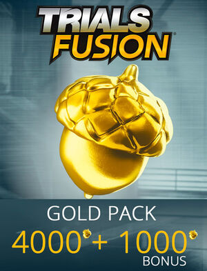 Trials Fusion - Currency Pack - Paquete de oro - DLC, , large