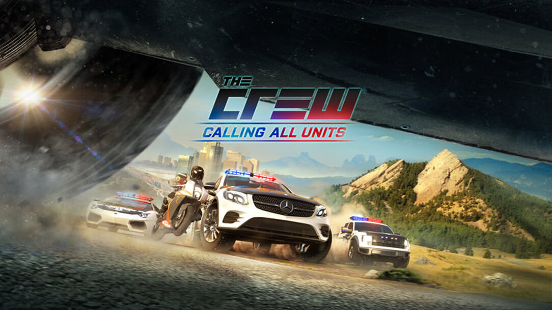 The Crew Calling All Units DLC Expansion | Ubisoft Official Store