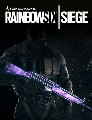 Tom Clancy's Rainbow Six Siege - Amethyst Weapon Skin, , large