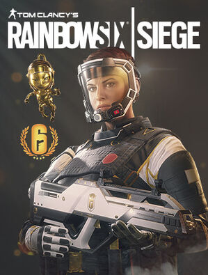Tom Clancy's Rainbow Six Siege: Pro League Finka Set, , large