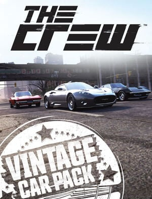 The Crew™- Vintage Car Pack (DLC), , large