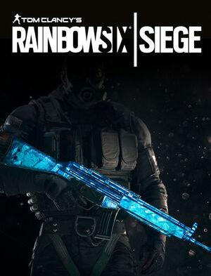 Tom Clancy's Rainbow Six Siege - Cobalt Weapon Skin, , large