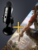 Bundle: Blackout Yeti Microphone + TOM CLANCY'S GHOST RECON® WILDLANDS, , large