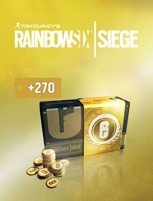 Tom Clancy's Rainbow Six® Siege: 2670 크레디트, , large