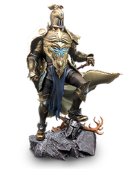 Might and Magic® Heroes® VII: Yvan Victorious figurine, , large