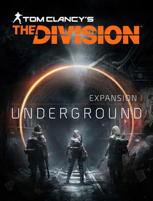 Tom Clancy's The Division™: Expansion I : Underground, , large