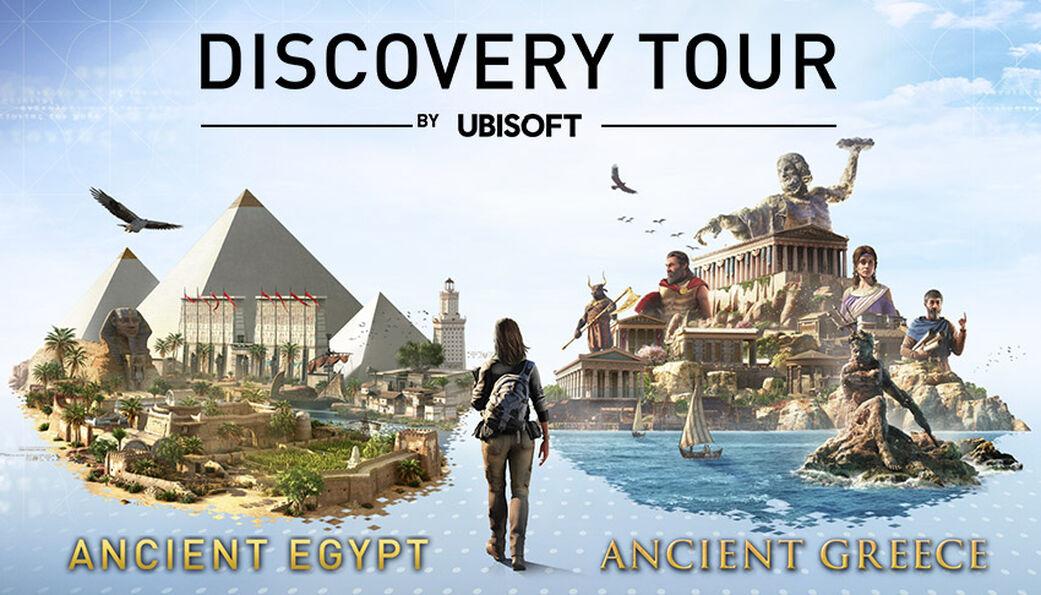 Bundle Discovery Tour Égypte et Grèce | Ubisoft Store France