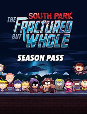 SOUTH PARK: THE FRACTURED BUT WHOLE - SEASON PASS(英語版), , large