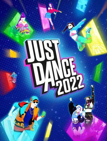 Just Dance 2022 Box Art