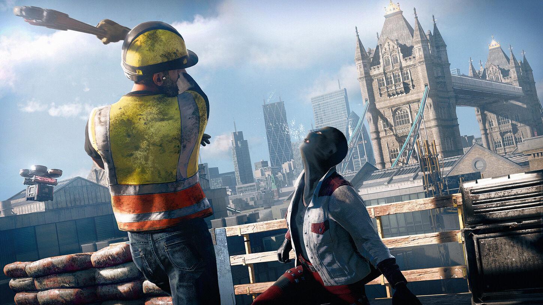 Аренда Ватч Догс Легион на PlayStation 4