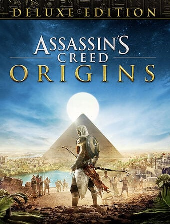 Assassin S Creed Origins Deluxe Edition Ubisoft