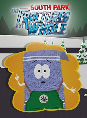SOUTH PARK: THE FRACTURED BUT WHOLE - TOWELIE: YOUR GAMING BUD(英語版), , large