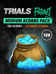 Trial Rising Huge Acorn Pack, , large