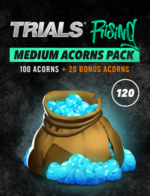 Trial Rising Huge Acorn Pack, , large
