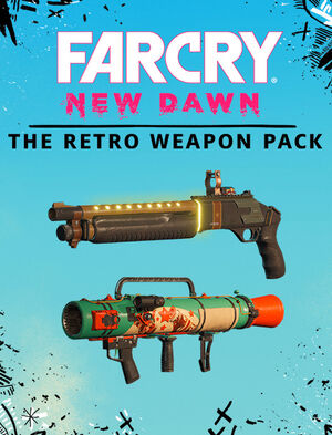 Far Cry New Dawn - Weapons Pack, , large