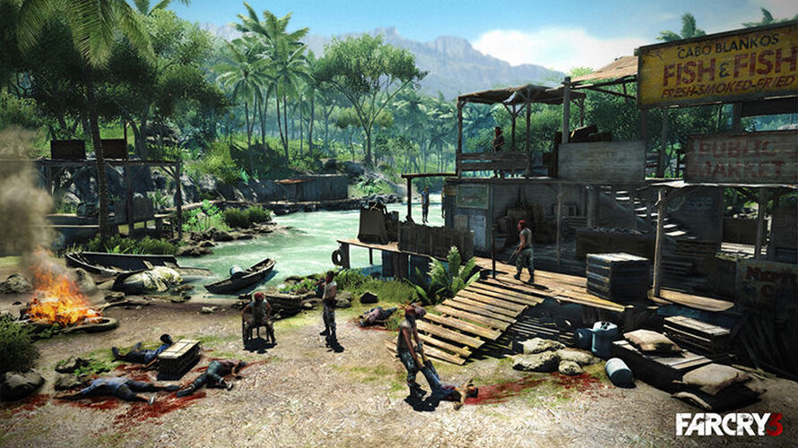 Far Cry 3 Deluxe Edition