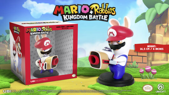 Mario + Rabbids Kingdom Battle: Rabbid Mario 6'', , large