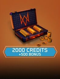 Watch Dogs: Legion 2500 WD CREDITS PACK, , large