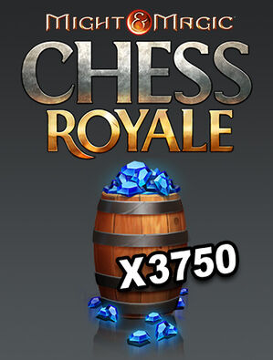 Might & Magic: Chess Royale 一大桶水晶, , large