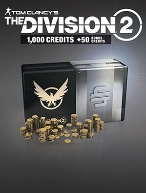 Tom Clancy's The Division 2 – 1050 Premium Credits Pack, , large