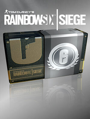 Tom Clancy's Rainbow Six® Siege: 1200 R6 크레디트, , large