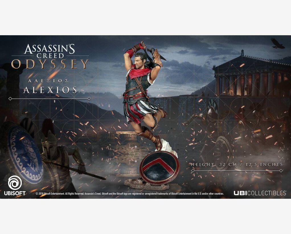 Assassin's Creed Odyssey   Alexios Figurine   Ubisoft Store