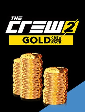 The Crew 2 Gold-Crew-Credits-Paket, , large