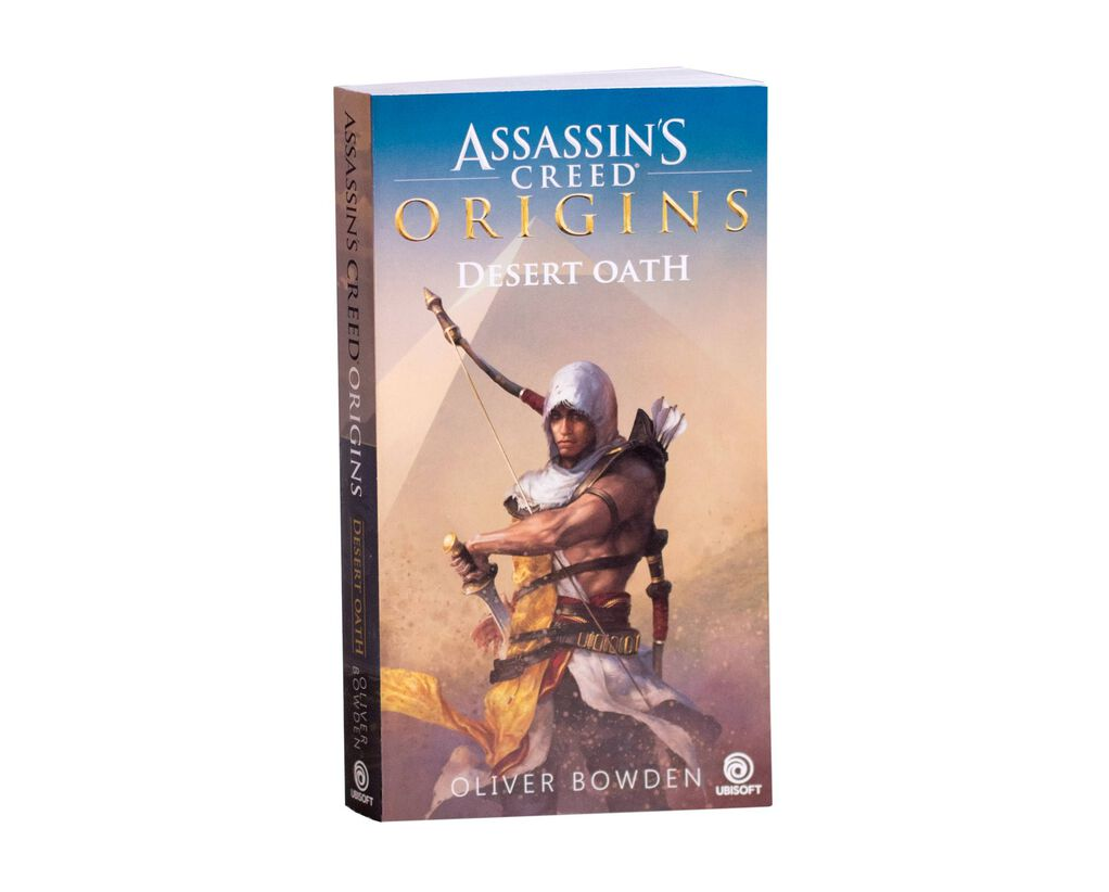 Assassin's Creed Origins | Desert Oath Novel | Ubi Workshop